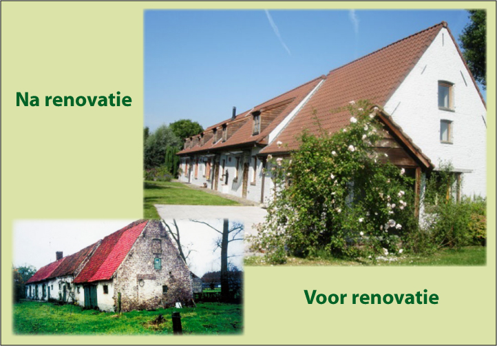 Project klapstraat deurle - Renovatie oude huis fotos ...